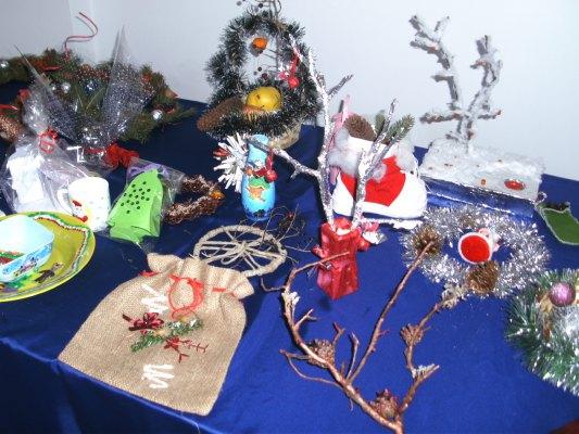 Коледен базар 2011г.